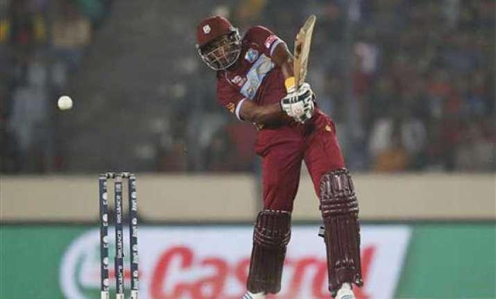 bravo s advice helped sammy go after pakistani bowlers