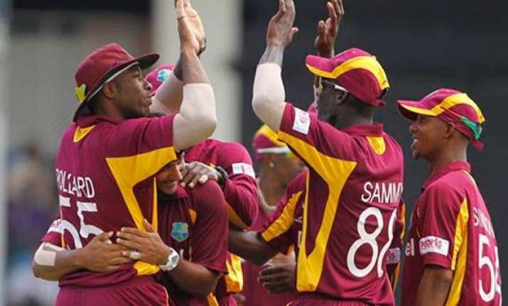 bravo rampaul rested by west indies