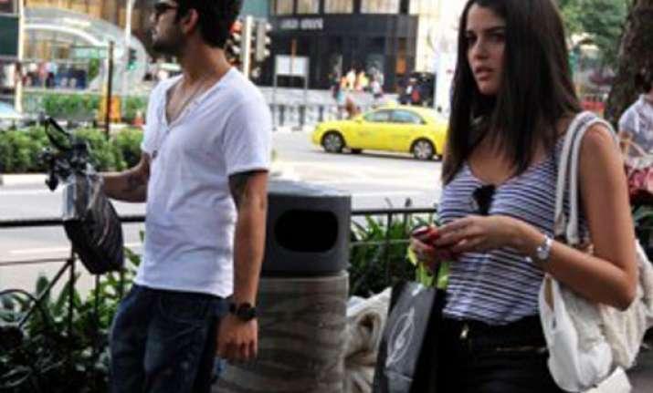 brazilian model izabelle leite is virat kohli s secret