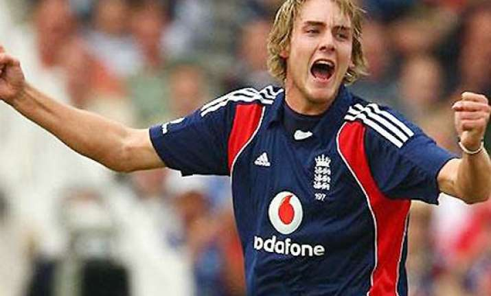 broad hopes to carry test momentum into one off twenty20