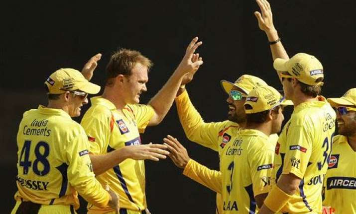 csk beat chargers by 19 runs despite sohal mayhem