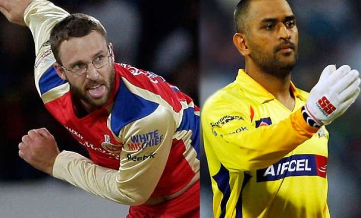 csk rcb keen to get back to winning ways