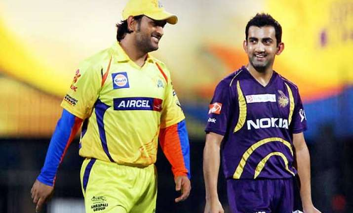 csk eye third consecutive title as they take on kkr
