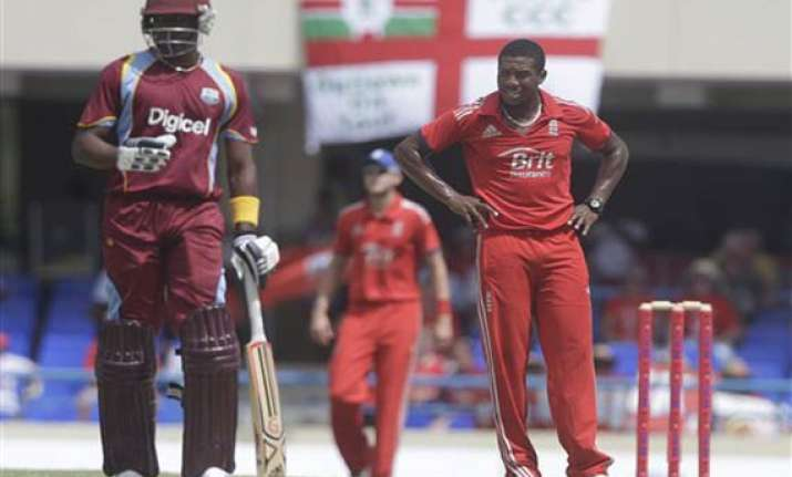 captain bravo lifts windies to 269 6 vs england