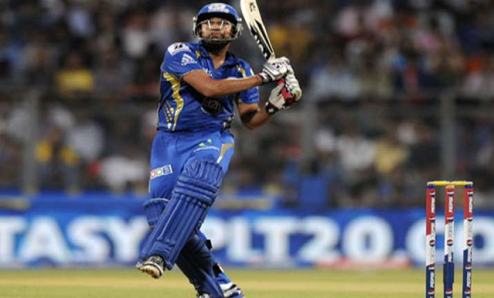 champions league twenty20 rohit smith power mi to semifinals