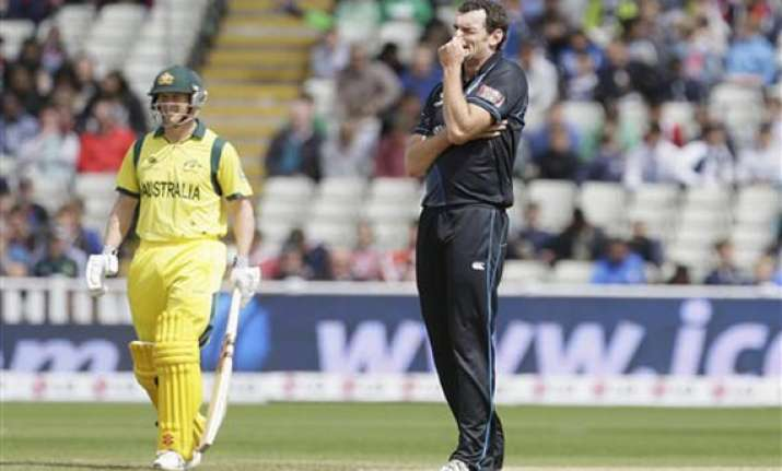 champions trophy aus nz share a point each match abandoned