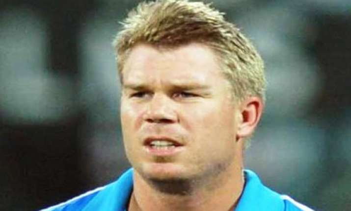 champions trophy warner suspended for remainder of ct and