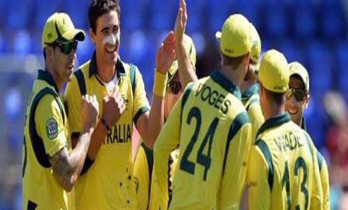 champions trophy sri lanka score 253/8 against australia