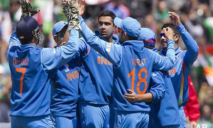 champions trophy confident india take on resurgent sri