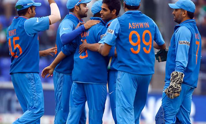 champions trophy confident india a step away from second
