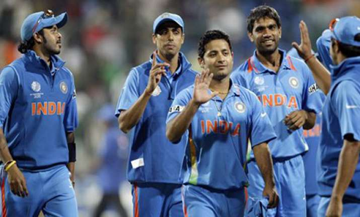 chawla must also contribute with bat says dhoni