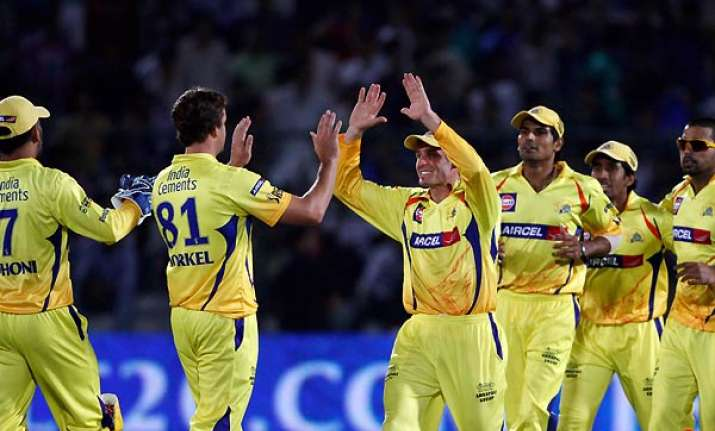 chennai has the chance to seal play offs berth