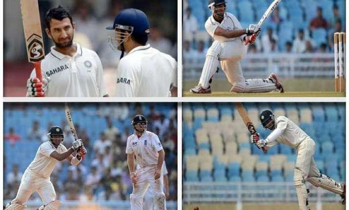 cheteshwar pujara emerging wall of the indian cricket