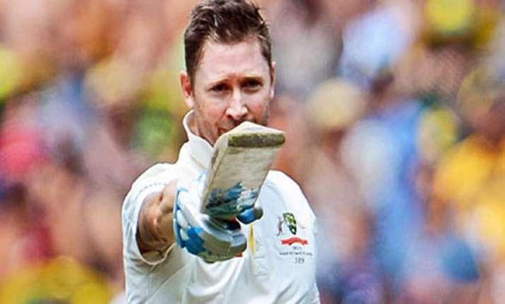 michael clarke gives reason for australian optimism