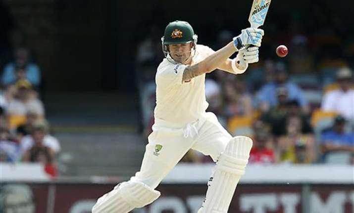 clarke 218 cowan 136 lead australian comeback
