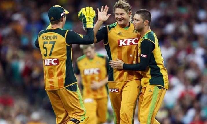 clarke will make a great captain says haddin
