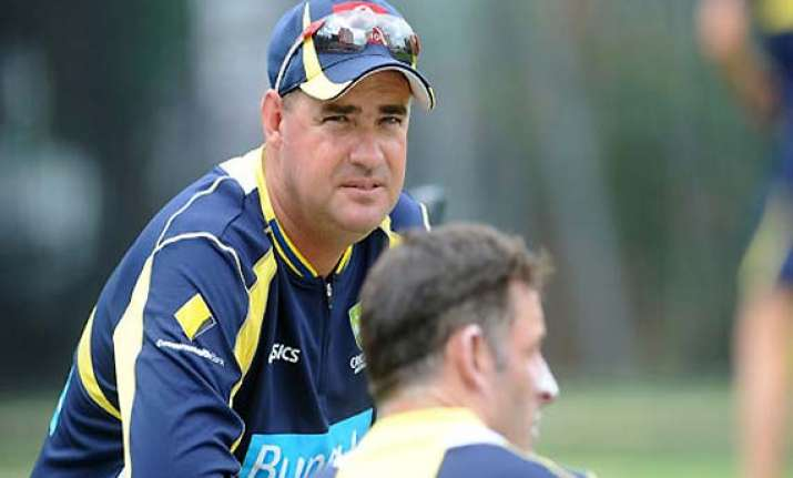coach mickey arthur outlines batting options