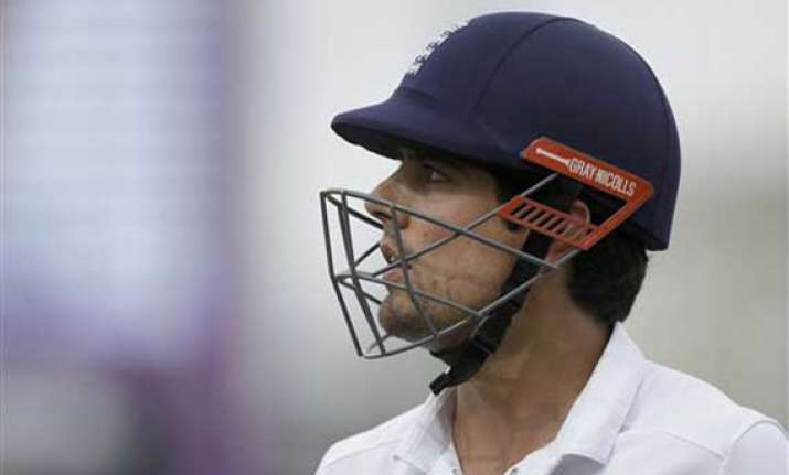 cook delighted to return among runs