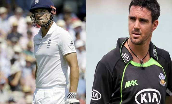 cook is still captain because of ecb politics pietersen