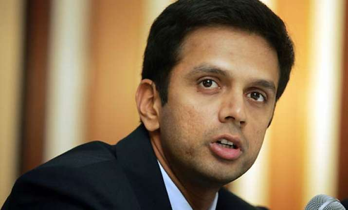 cricket must respect fans rahul dravid at bradman oration