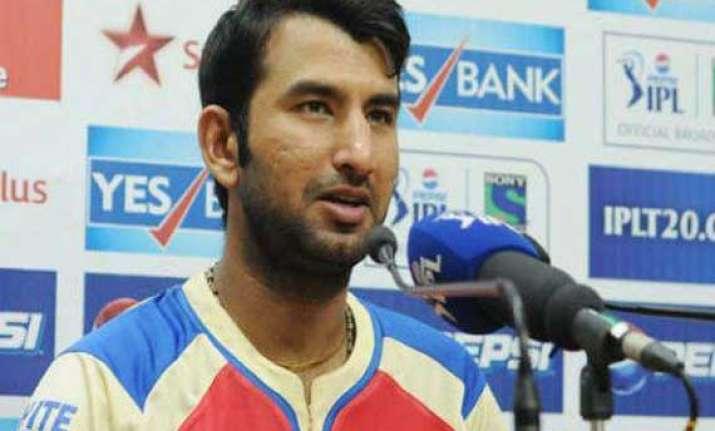 cricketer cheteshwar pujara brand ambassador of gujarat ec
