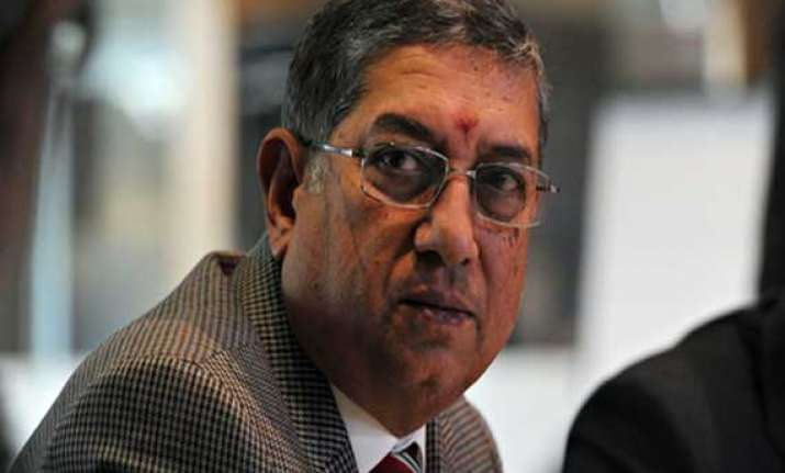 cricketers boss says icc chief srinivasan embarrassing