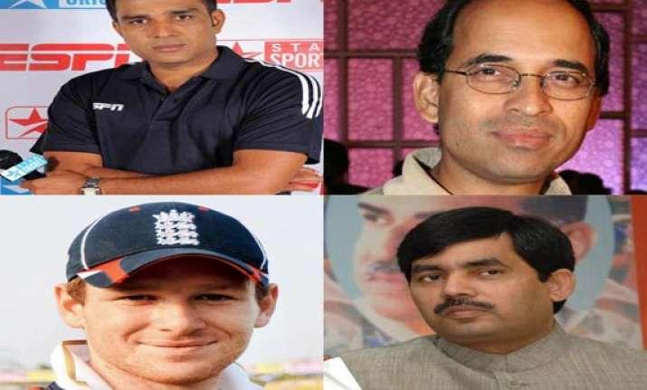 cricketers politicians celebs tweet on sachin tendulkar s