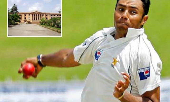 danish kaneria case sindh high court sends notice to pcb