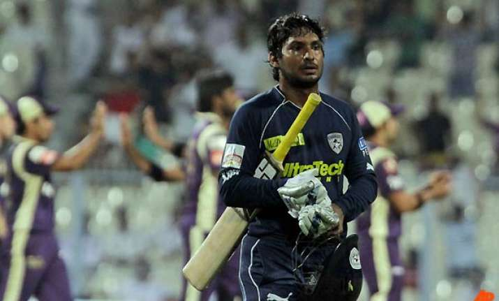 deccan batsmen need to rethink their approach sangakkara