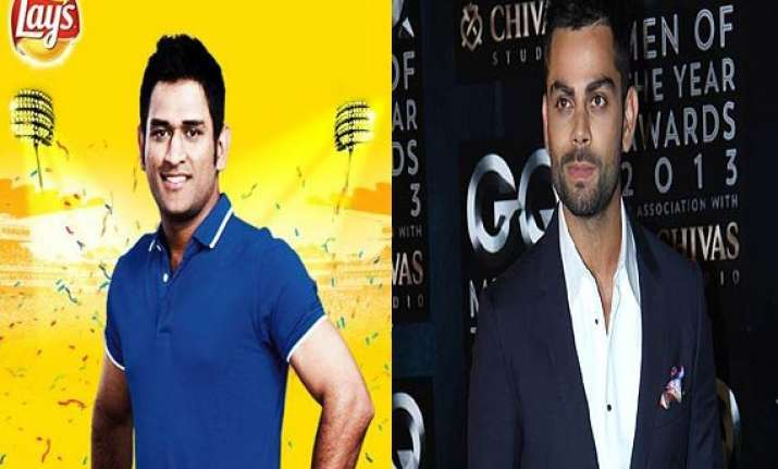 despite losses and controversies dhoni pushes virat to 2nd