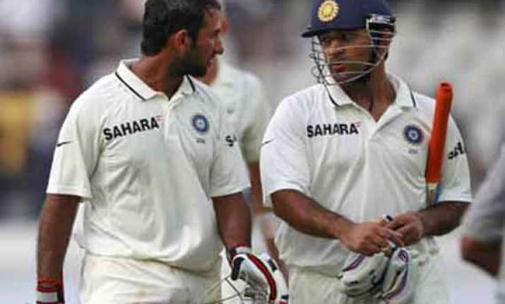 dhoni pujara in icc test team of the year