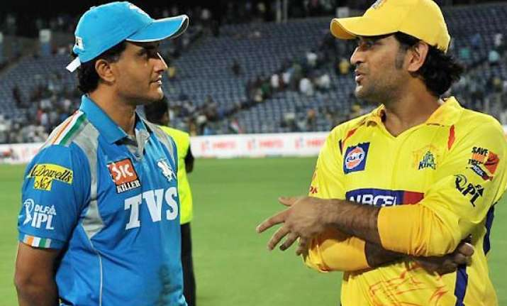 dhoni has done wonders to indian cricket sourav ganguly