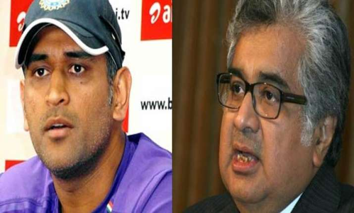 dhoni is answerable for lying to probe panel salve