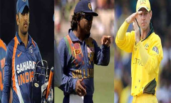 dhoni joins cricketers who played most odis as captains