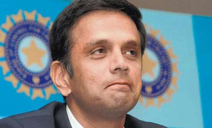 dhoni right man to lead india virat s time will come dravid