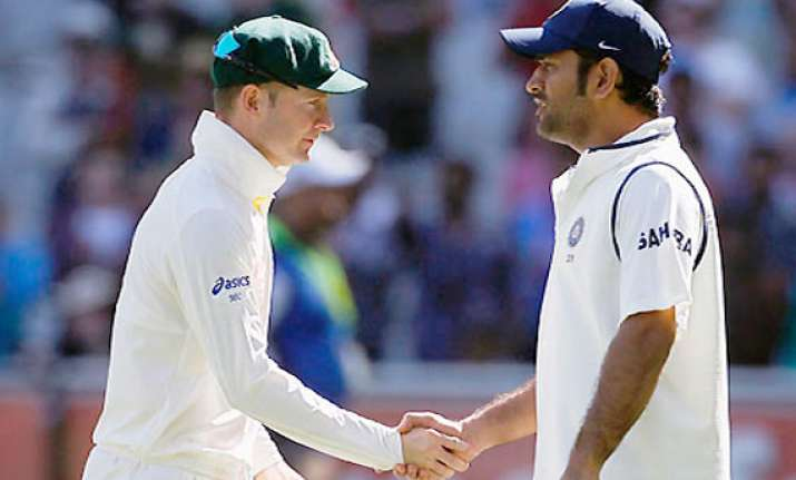 dhoni s innings was a game changer admits clarke