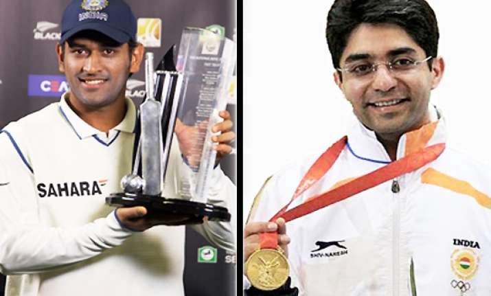 dhoni bindra to don ranks of lieutenant colonel on tuesday