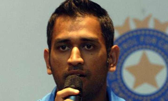 dhoni blames batsmen for t20 loss against england