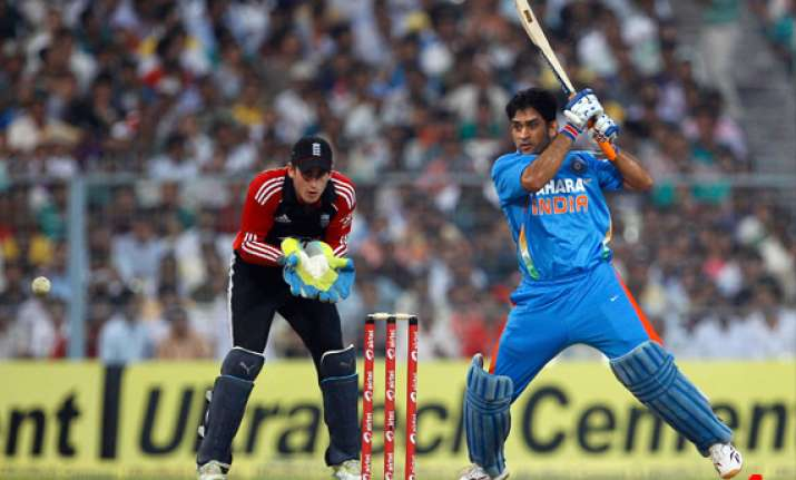 dhoni jumps to third spot in icc odi rankings