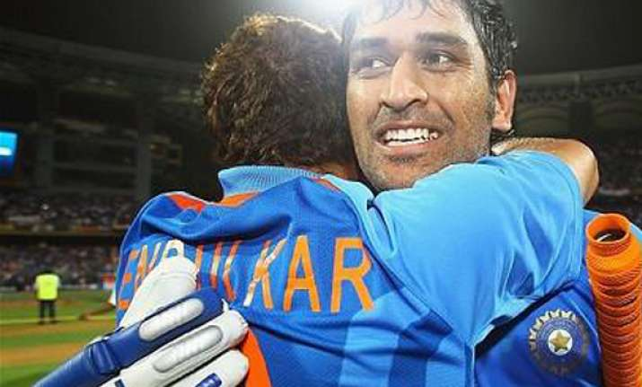 dhoni reveals he wept after india won the world cup