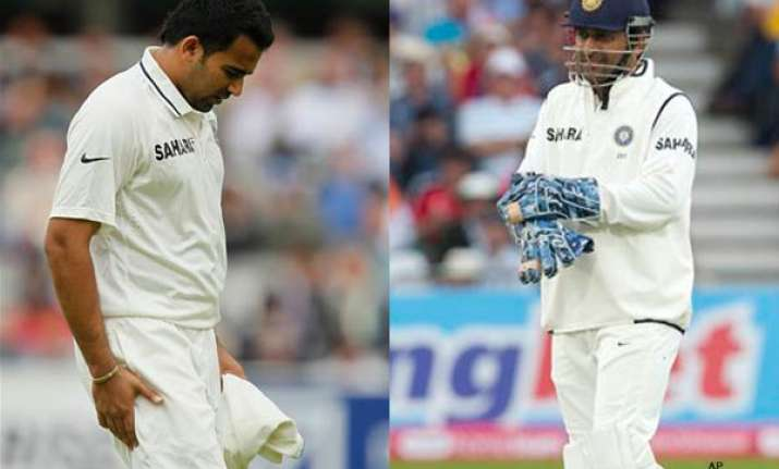 dhoni worried about team india s injuries
