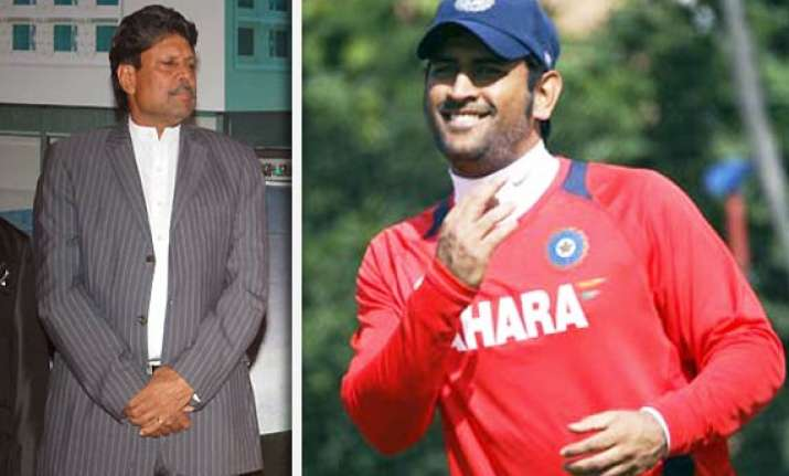 dhoni s team is the best ever feels kapil dev