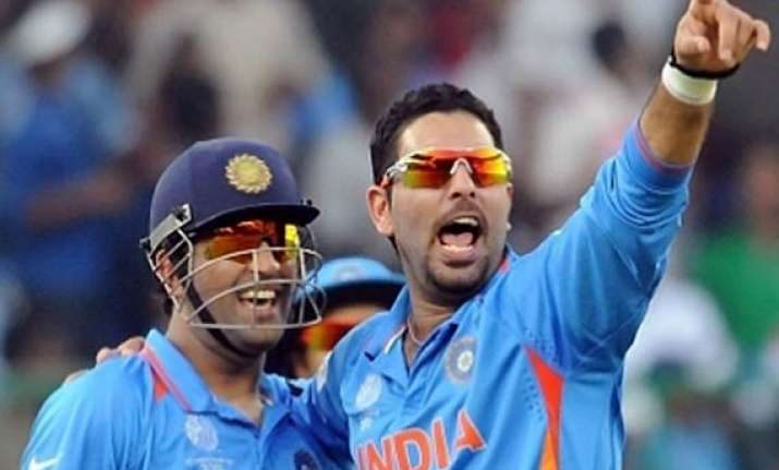 dhoni was a bomb about to explode before final yuvraj