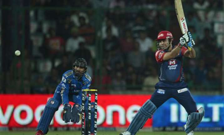 dominating batting led by sehwag seals delhi win over mumbai