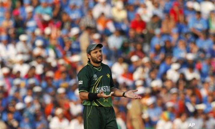drained shahid afridi to skip tour of west indies