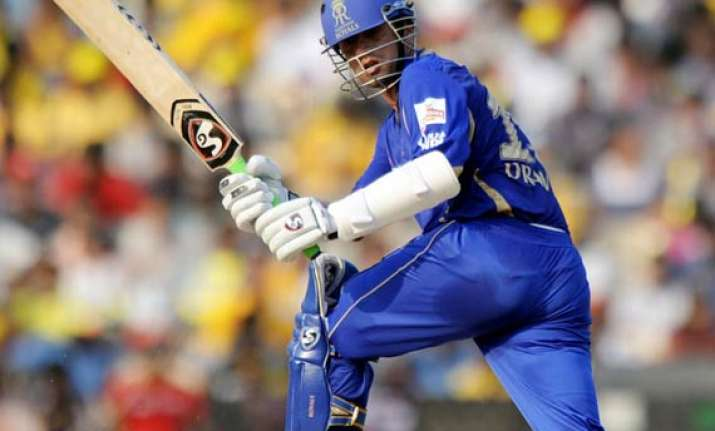 dravid named new rajasthan royals captain