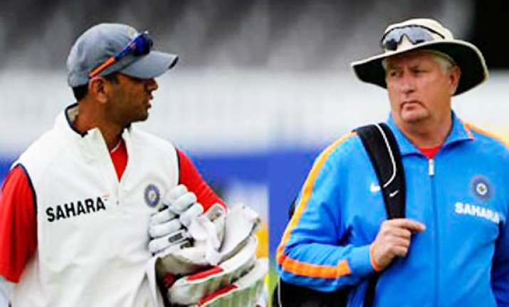 dravid says fletcher s tips helped his game