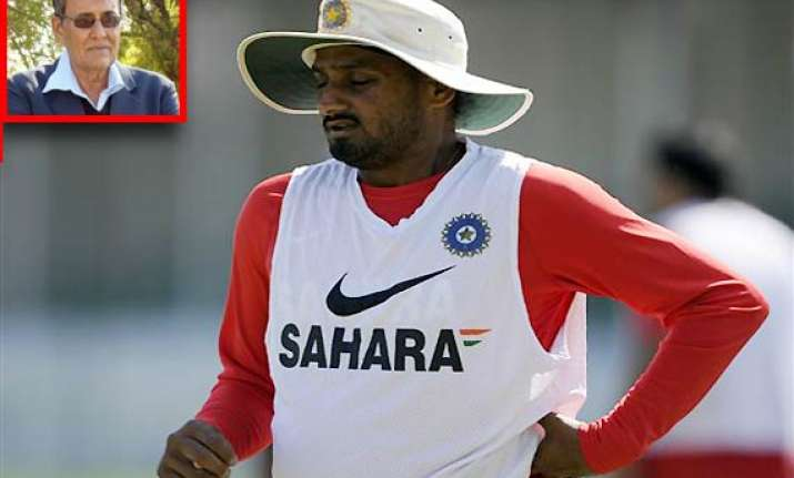 durrani backs harbhajan to do well against england