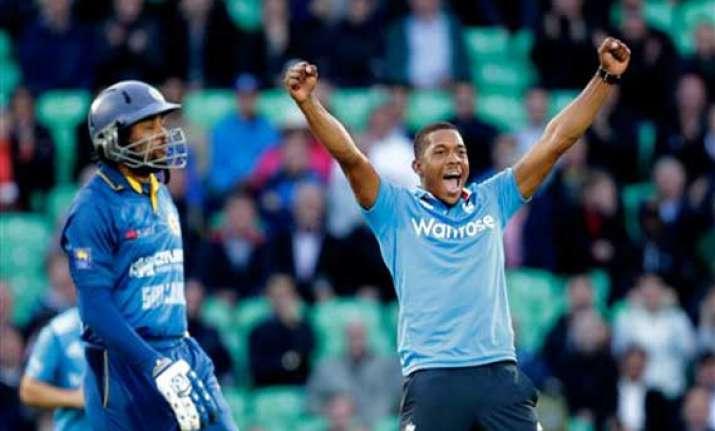 england beat sri lanka by 81 runs in rainy 1st odi
