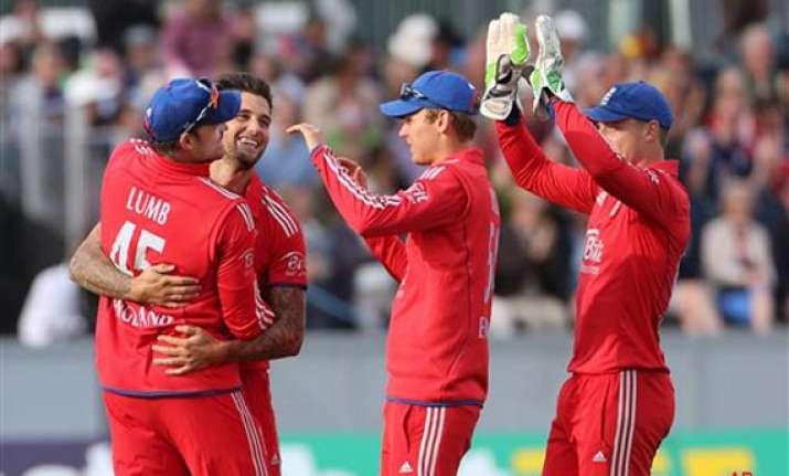 england levels twenty20 series against australia